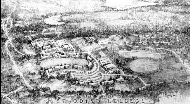 Alaska Methodist University History